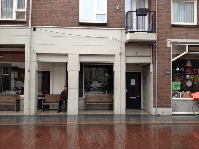 Restaurant Het Strand aan de Orthenstraat in Den Bosch is definitief gesloten.