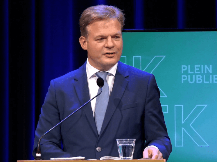 Omtzigt: 'In Den Haag is jezelf controleren geen probleem'