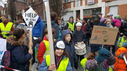 Scholenprotest tegen luchtvervuiling breidt uit