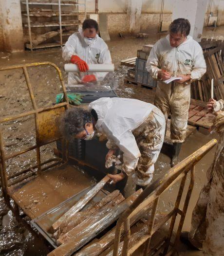 Des milliers d'objets archéologiques en danger après les inondations: comment les sauver?