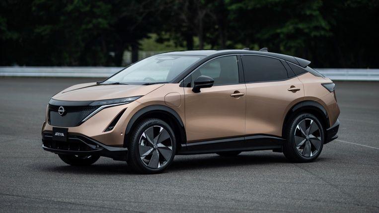 null Beeld Nissan Motors