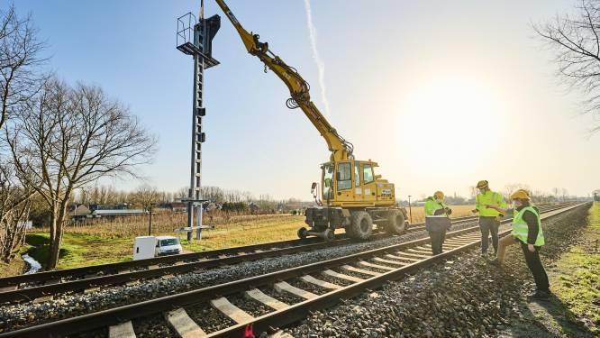 Spoorwerken lopen uit: grote hinder tussen Gent en Brugge, ook enkele treinen geschrapt