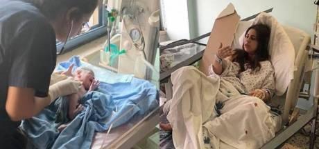 Miracle à Beyrouth: George est né dans une salle d'accouchement dévastée par les explosions