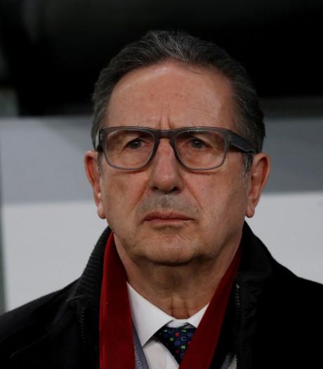 Ex-bondscoach Leekens ondervraagd in operatie 'Propere Handen'