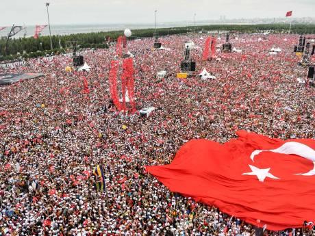 Alcohol verboden op verkiezingsdag Turkije