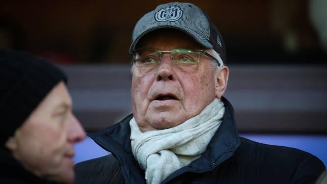 """Roger Vanden Stock: """"J'ai encore peur, je crains la faillite d'Anderlecht"""""""