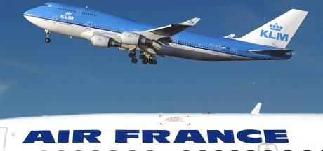 Dieprood Air France-KLM hoopt op meer regen: dan zitten de vliegtuigen voller