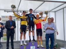 Rick Pluimers uit Enter tweede in Luik-Bastenaken-Luik voor beloften