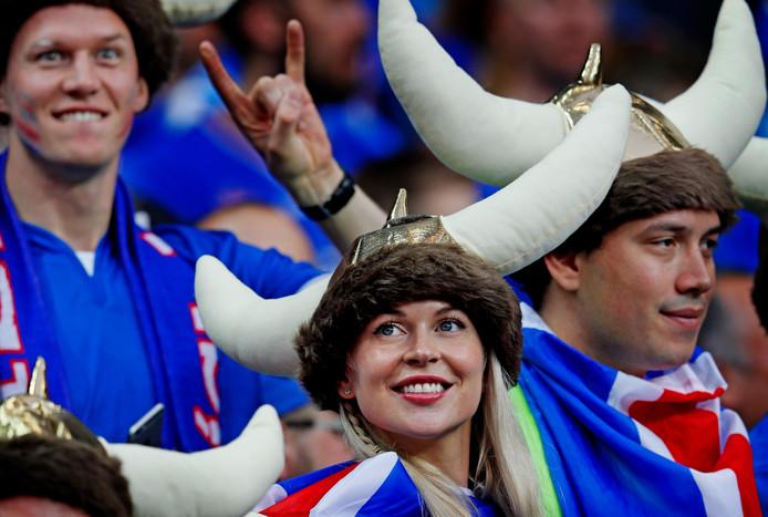IJsland reikte in 2016 tot de kwartfinales van het EK.