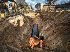 Nieuwe wijk in Oss warmt zich misschien wel aan vies rioolwater