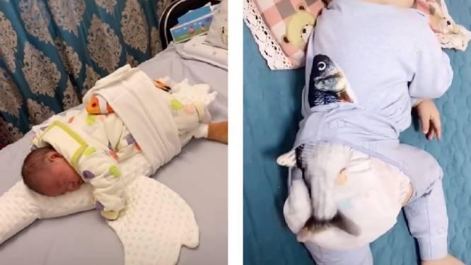 Een kattenspeeltje als magisch slaapmiddel? Dankzij deze TikTok-hype dommelt jouw baby meteen in