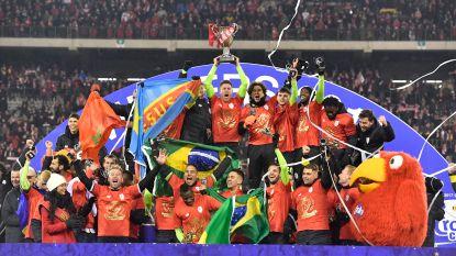 Rouches winnen historisch slechte Cup-finale
