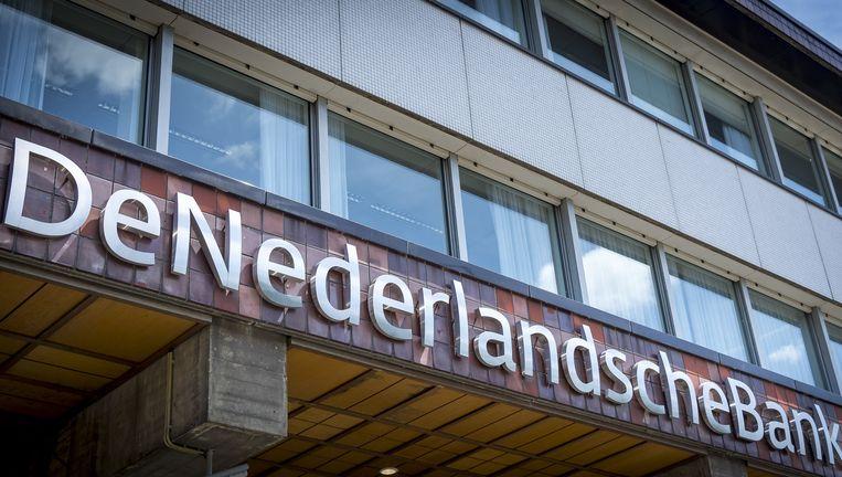 Gebouw van De Nederlandsche Bank. Beeld anp