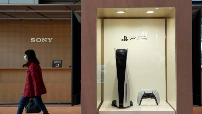 Sony boekt recordwinst dankzij Playstation 5