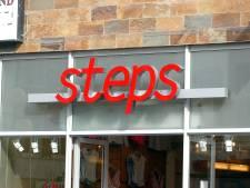 Massale sluiting kledingwinkels Steps en Promiss
