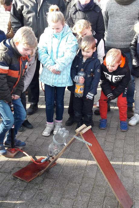 Halley laat kinderen dromen van reis naar het magische Mars