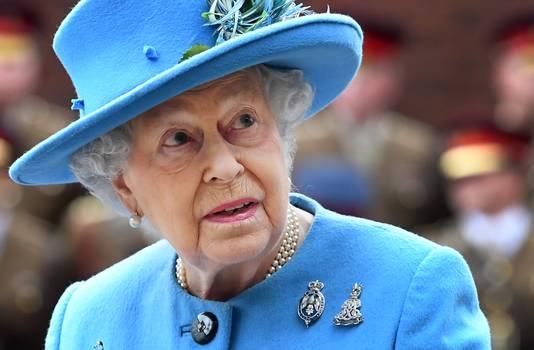Britse koningin Elizabeth.