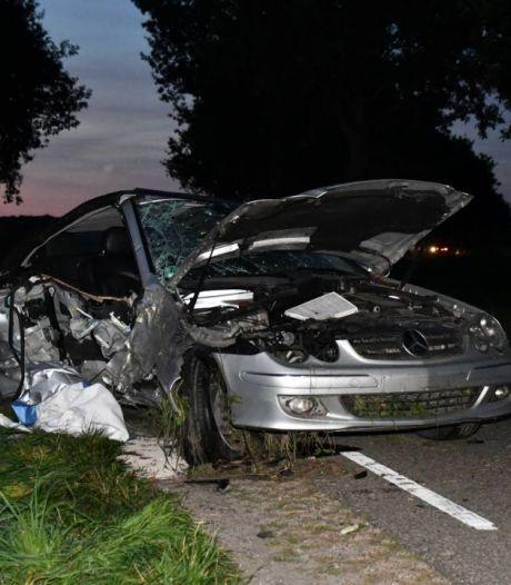 Zwaargewonde bij eenzijdig ongeval in Eede