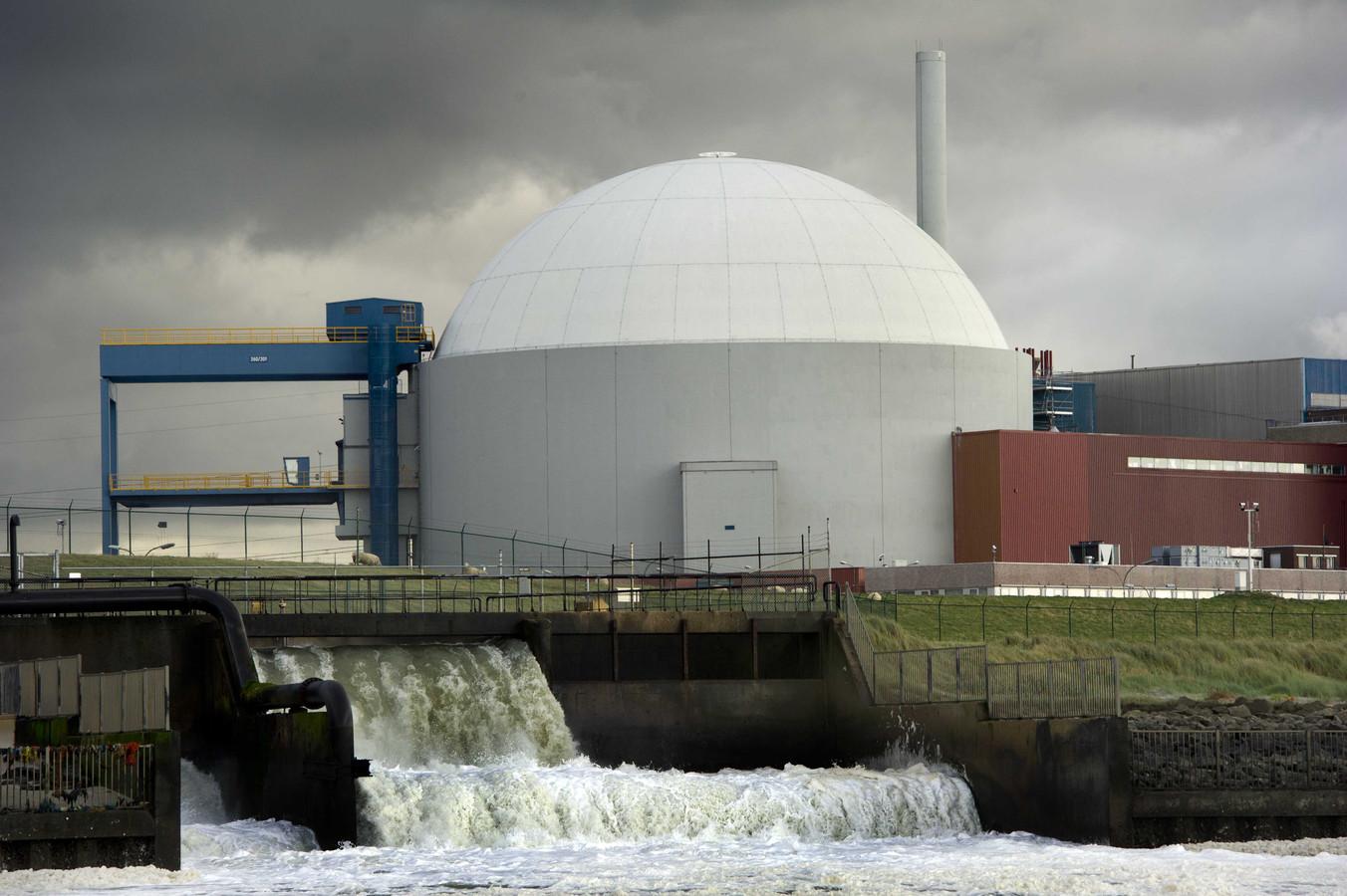 De kerncentrale van Borssele