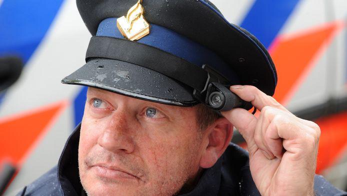 De politie in Nederland werkt steeds vaker met bodycams.