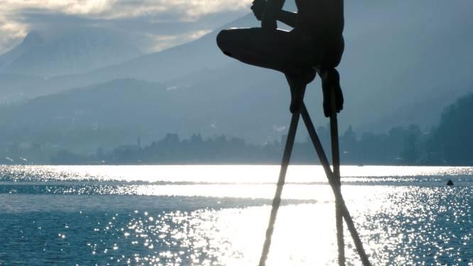 Sculpture Link pakt uit met veerkrachtig beeldhouwwerk van Nicolas Lavarenne