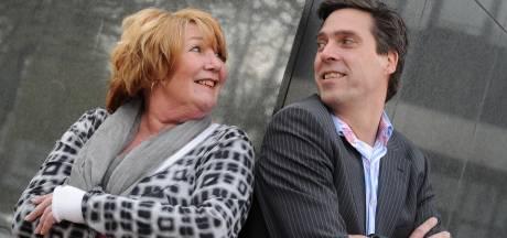 Ex van Papendrechtse burgemeester krijgt baksteen met dreigbrief door ruit