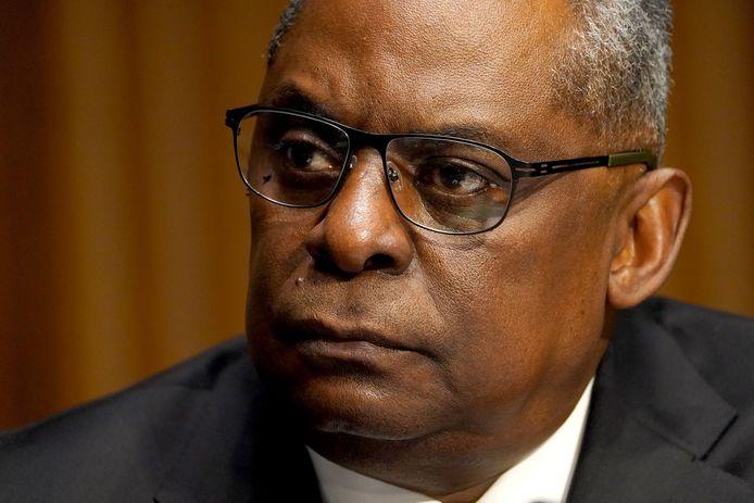 Lloyd Austin, de kandidaat-minister van Defensie van aankomend president Joe Biden.
