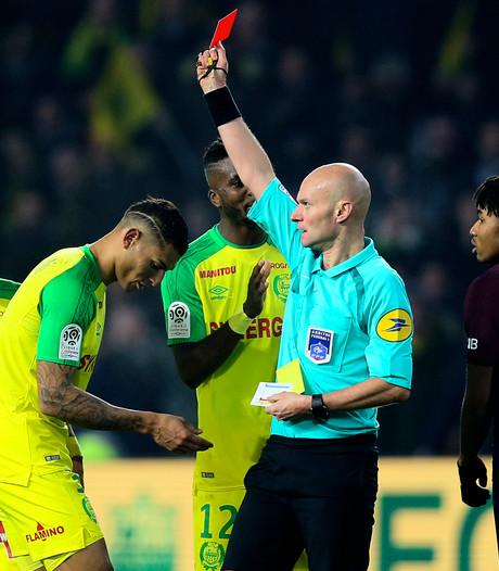 Schorsing van 'geschopte' Nantes-speler opgeheven