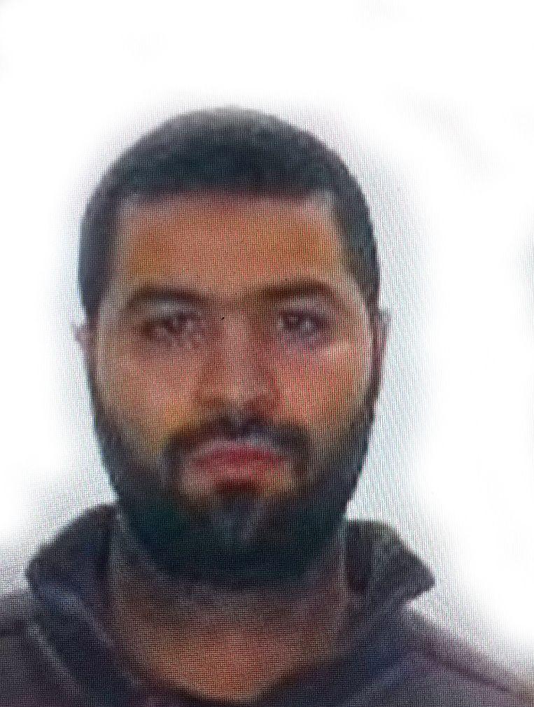 Mohamed Bakkali. Beeld RV