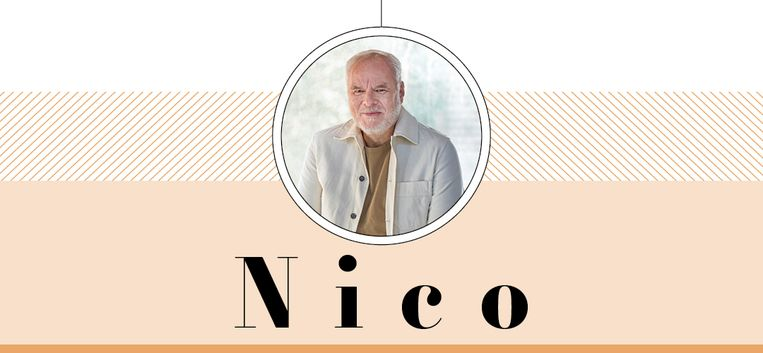 """Nico Dijkshoorn: """"Ze had gelijk, ik had het wéér niet kunnen laten"""""""