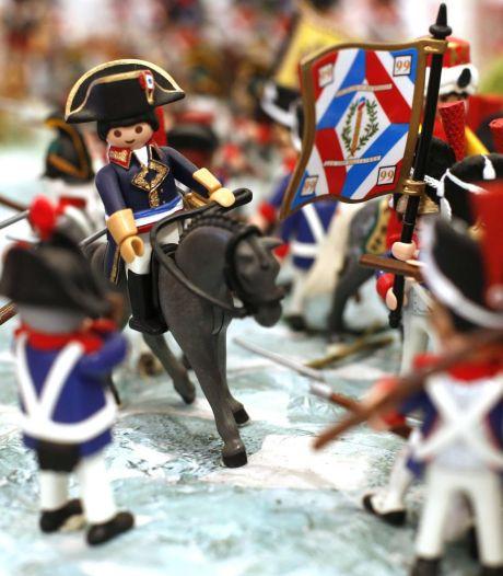 Un musée sur Napoléon... en Playmobil