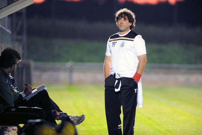 Carlo Lavigne miste destijds op een haar na de promotie naar nationale met Bierbeek.
