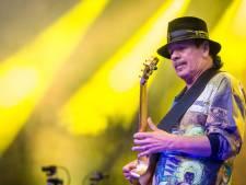 Santana reporte sa tournée européenne, dont son concert à Anvers