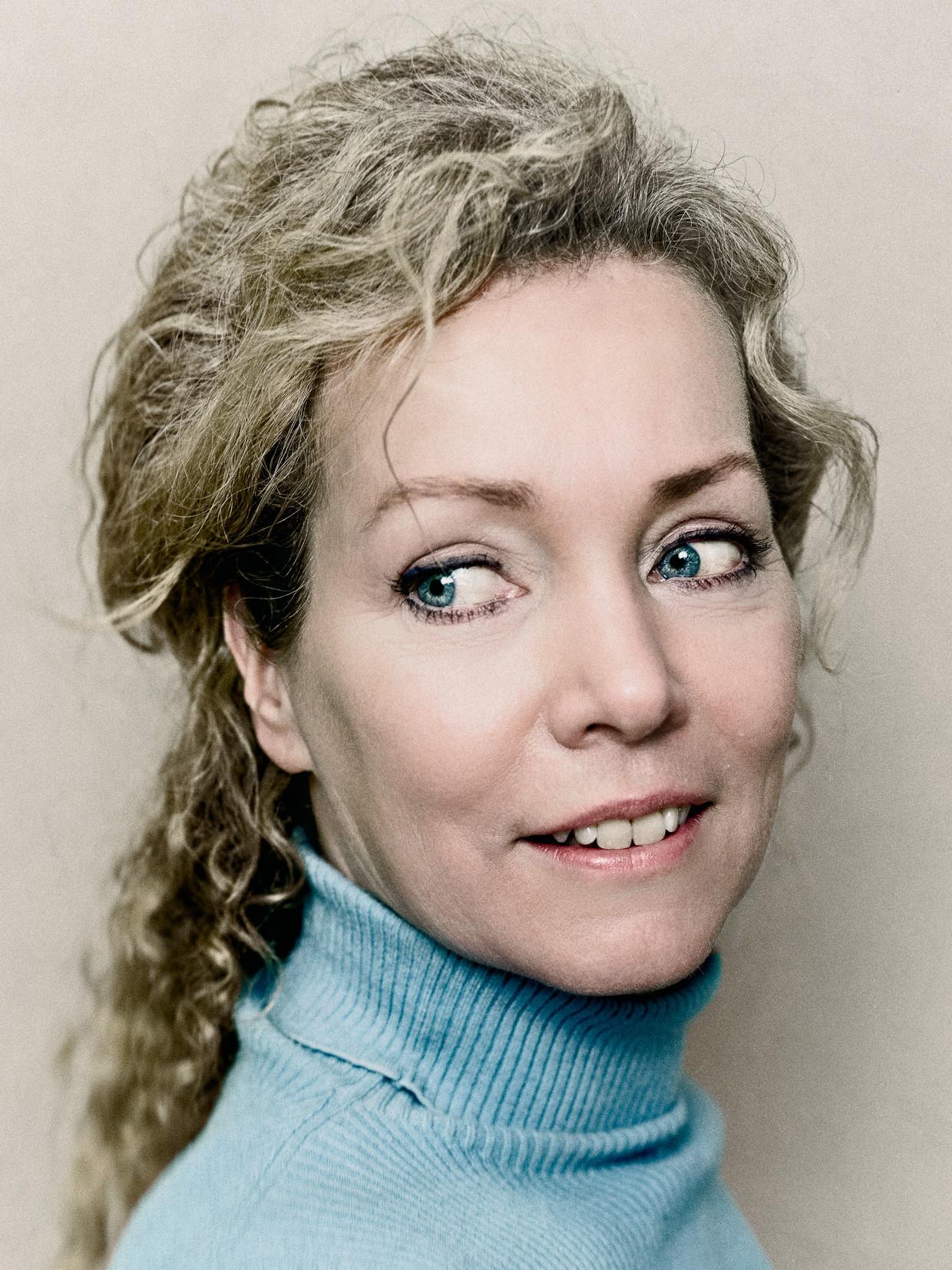 Brigitte van de Koevering. Beeld Jitske Schols