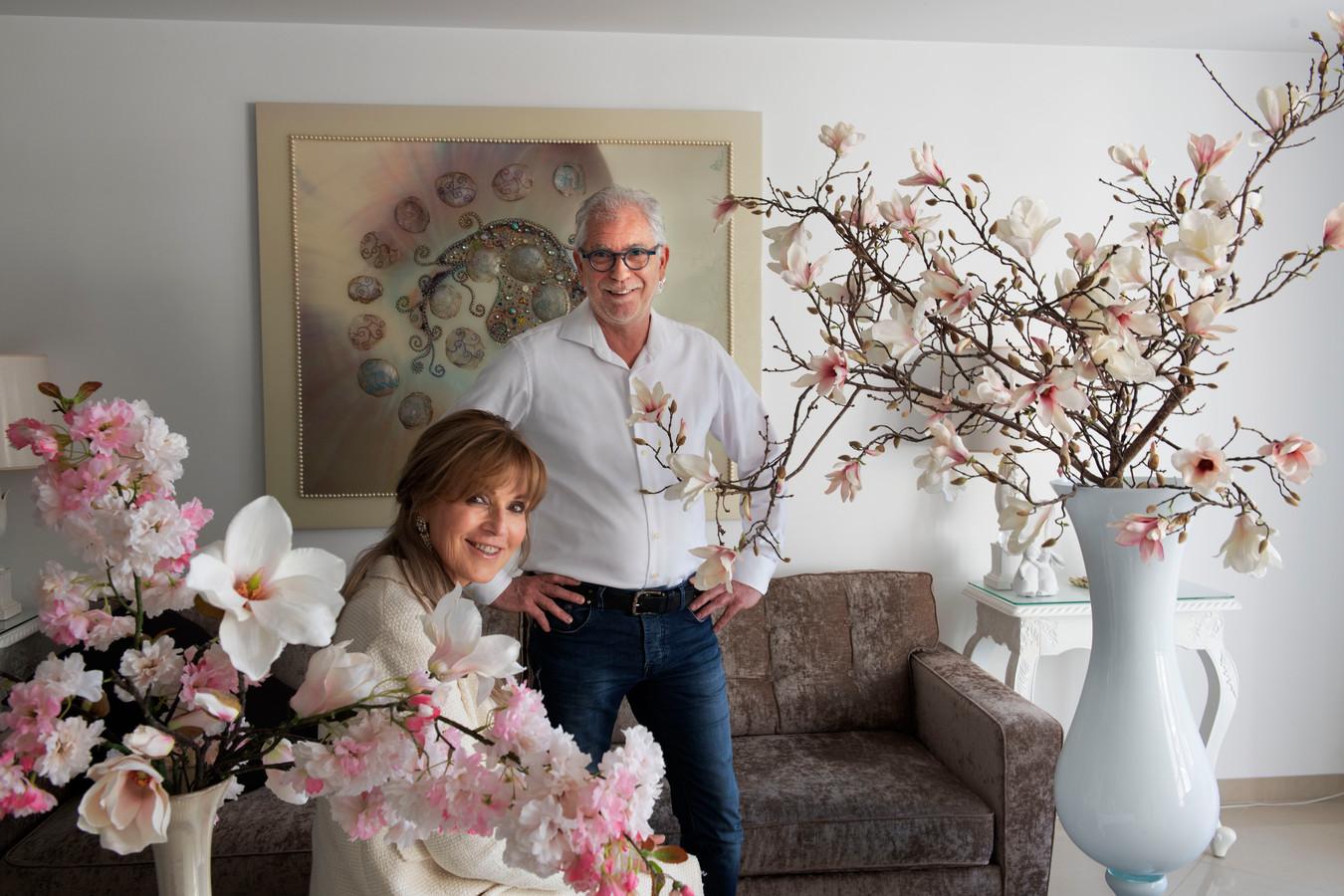 Ivo Lantain en Anuscka van der Horst kregen beiden kanker: ,,Deze keer moesten we voor de verandering elkaar helpen.''