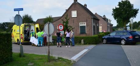 Fietser gewond bij oversteken N607 tussen Helmond en Bakel