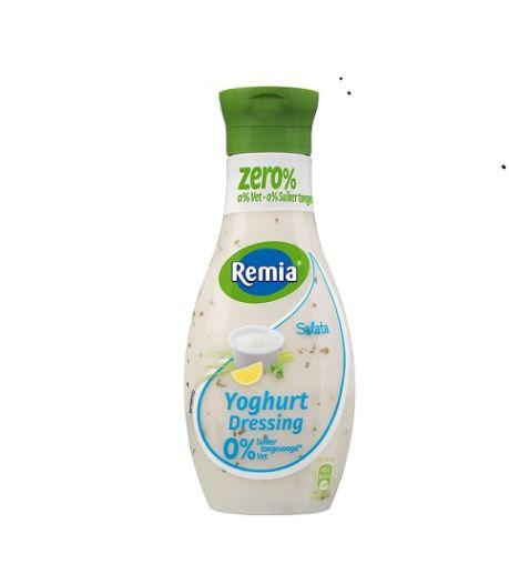 Ethyleenoxide in yoghurtdressing Salata Zero: Remia roept product terug