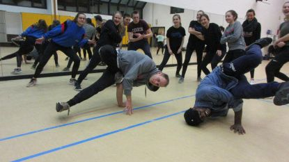 Amerikaanse toppers uit hiphop geven workshop in Diest