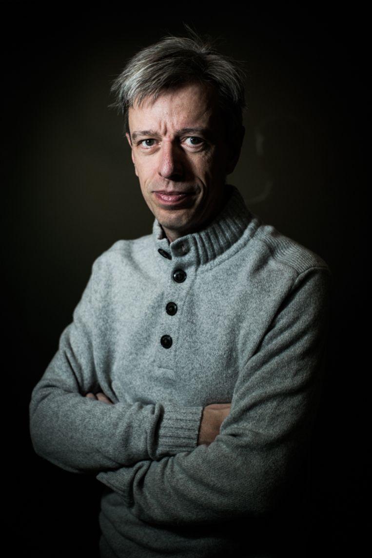 """Geert Noels: """"Onze ideeën vormen een grotere hefboom dan onze voetafdruk."""" Beeld Bas Bogaerts"""