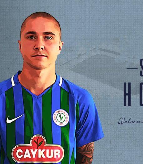 Sebastian Holmén vindt nieuwe club in Turkije