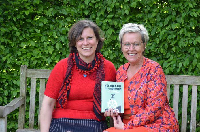 Marijke Cornelis en Anja Copejans.
