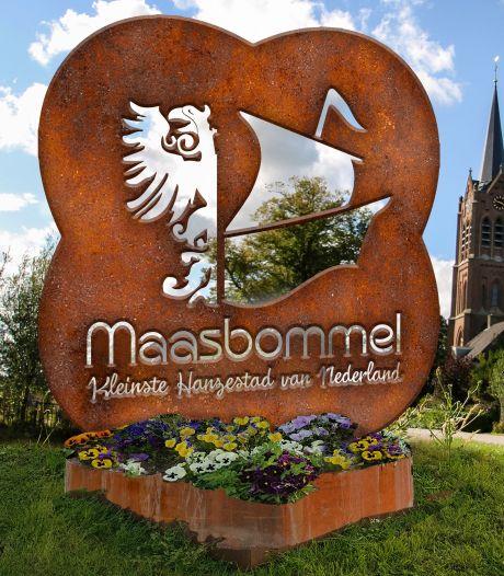 Maasbommel krijgt een nieuwe entree en de inwoners mogen kiezen