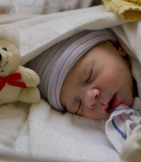 Baby heeft minder kans op astma bij thuisbevalling