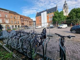 Halle investeert fors in overdekte fietsenstallingen