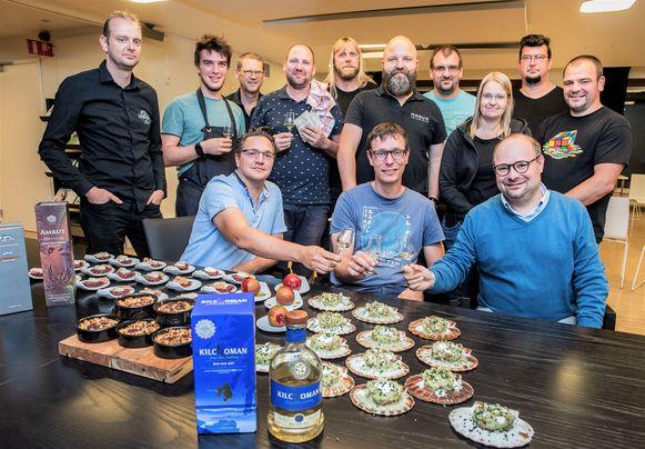 Whiskypedia Lichtervelde organiseert al voor het derde jaar op rij een whiskyfestival in De Zwaan.