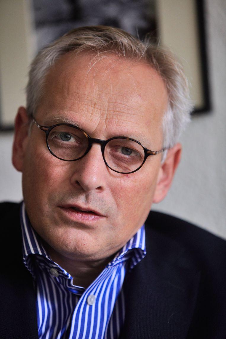 Rechtsconservatief denker Bart Jan Spruyt. Beeld