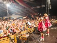 Weer geen Vaassens Bier und Weinfest in oktober, De Rossumdaerpers last evenement af