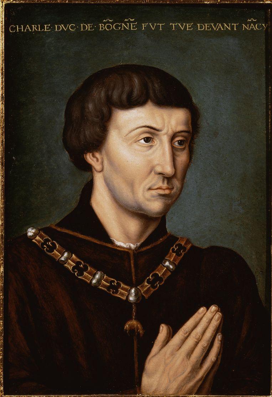 Karel de Stoute (1433-1477). Beeld BELGAIMAGE
