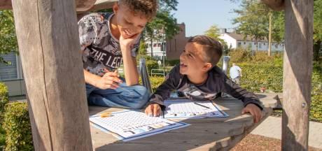 Botanisch stoepkrijten: kwart Utrechtse basisscholen geeft dinsdag in buitenlucht les
