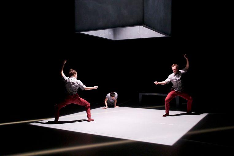 De Panter van choreograaf Dunja Jocic.  Beeld Marinus Groothof